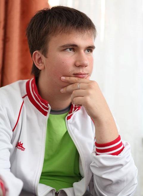Un grand maître d'échecs russe Ivan Bukavshin succombe à 20 ans d'un probable AVC