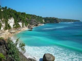 Pantai bali paling indah
