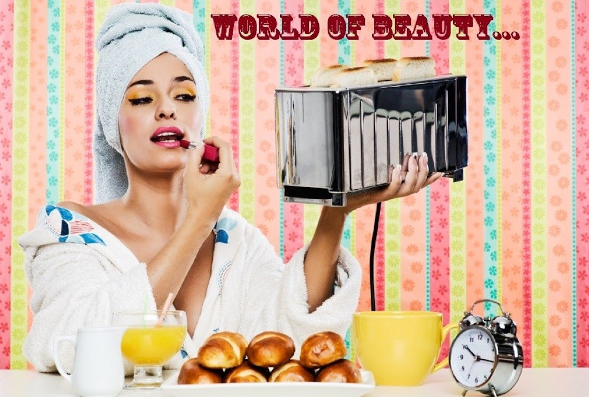 World of beauty...