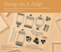 Jump on it July