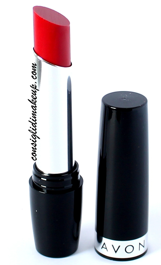 Review: Ultra Colour Indulgence Red Tulip - Avon