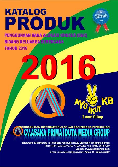 Juknis Dak BKKBN 2016