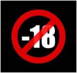 Proibido Menores 18 anos