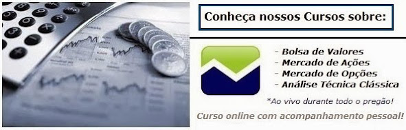 Cursos e treinamentos online e ao vivo. Day Trade, Swing Trade, Position Trade e Scalper.