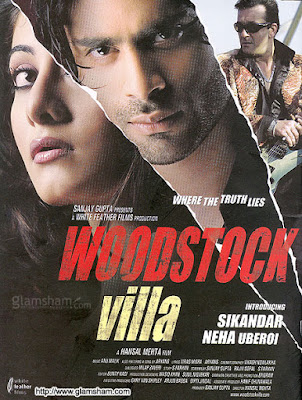 Woodstock Villa 2008 Hindi WEBRip 700Mb