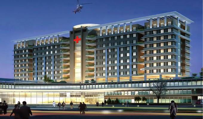 Bệnh viện 600 giường