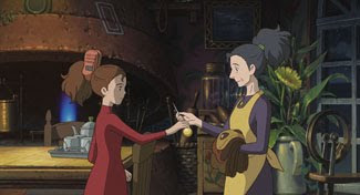 The Secret World of Arrietty Picture 2