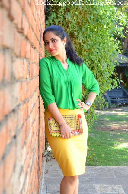 Indian fashion blog