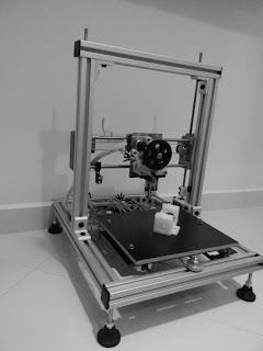SigmaBot - Türkmalı 3D Yazıcı