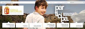 Portal Participa Diputación de Burgos