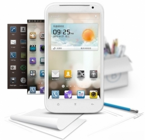 Huawei Ascend D2: 5.0 Inches
