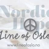 Line Of Oslo i Låvebutikken
