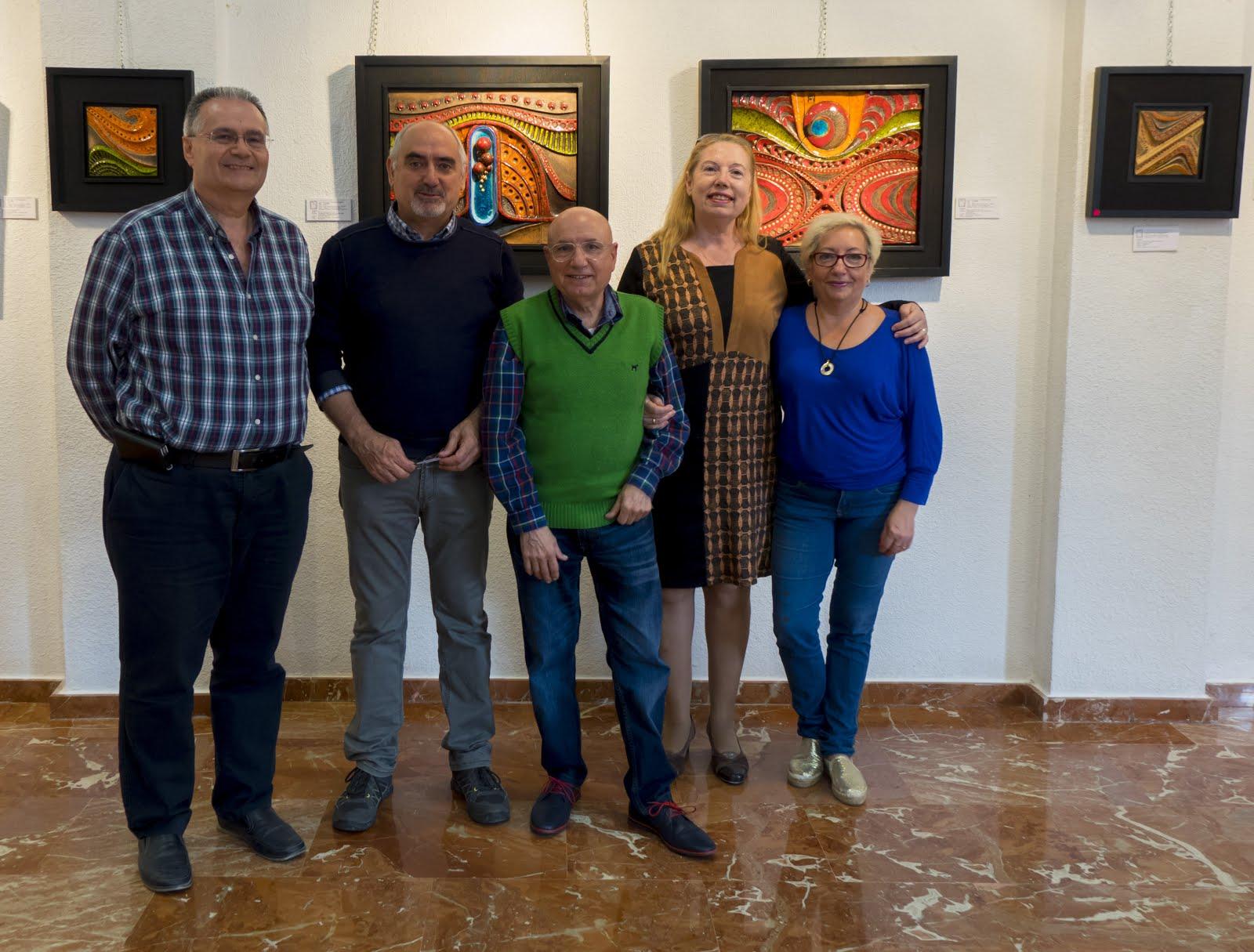 """Exposición: """"LA MIRADA PROFUNDA""""  José Andrés Aznar Verdú"""