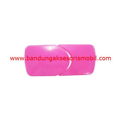 Box Tissue Plastik Exclusive Pink