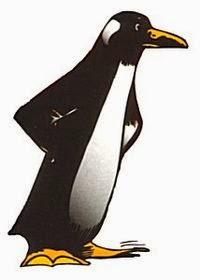 Frobisher, la mascota del programa