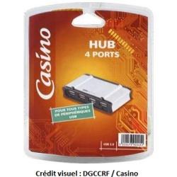 hub USB Casino