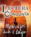 """Lectura conjunta """"Mensajes desde el lago"""""""