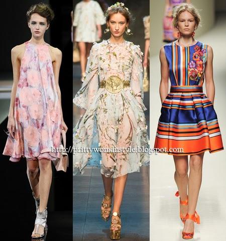 Летни рокли 2014