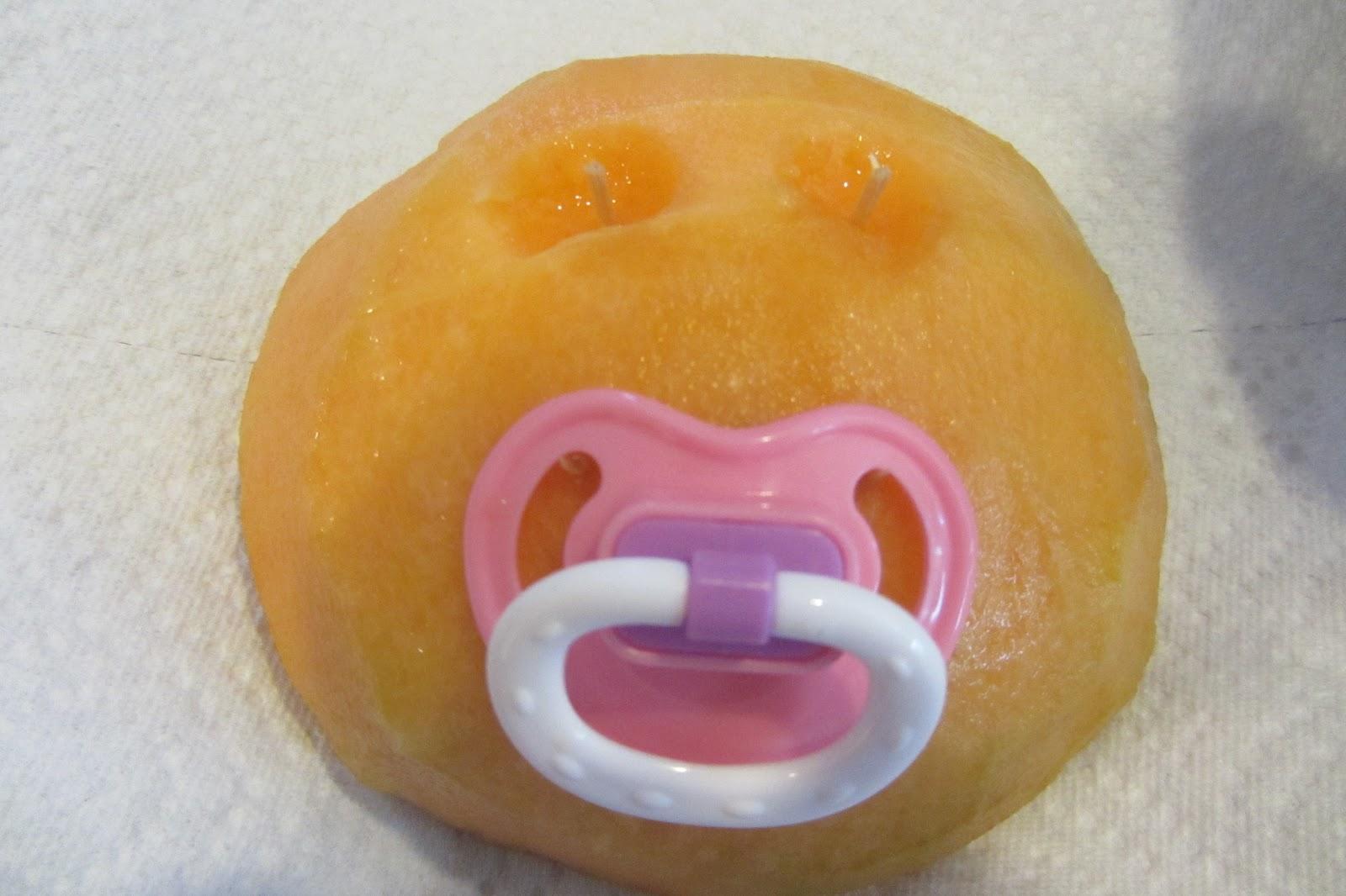 Baby Shower Fruit Bassinet