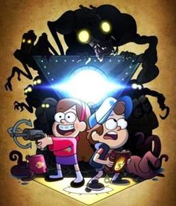 Gravity Falls Season 2 - Gravity Falls Season 2 2014 Poster