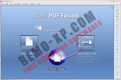 Corel PDF Fusion v1