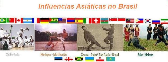 Influências Asiáticas no Brasil