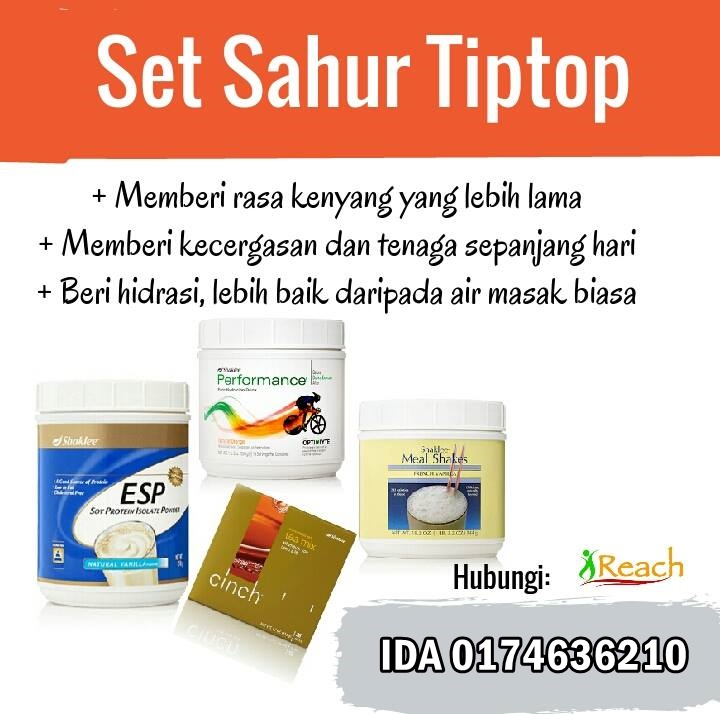 SET SAHUR
