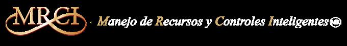 MRCI Manejo de Recursos y Controles Inteligentes
