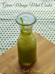 Mango Mint Cooler