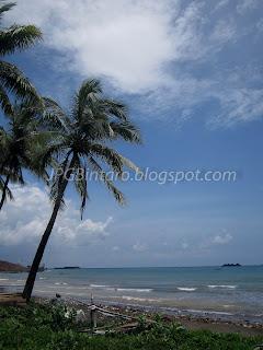 Pantai Salira Serang Banten
