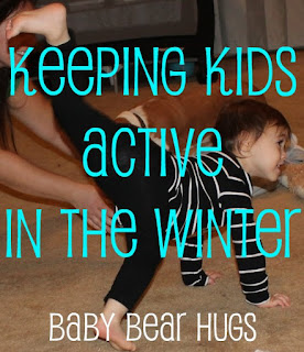keeping kids active in the winter logo