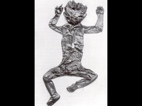 3,000 Year Old Alien Hybrid Mummy Found In Germany Near Nebra Sky Disk Location