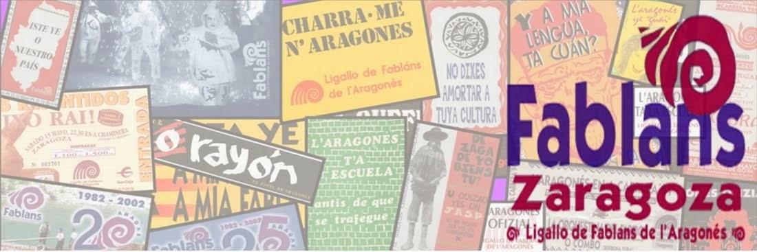 LIGALLO DE FABLANS DE ZARAGOZA