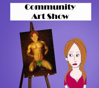 http://www.esccomics.com/2013/12/community-art-show.html