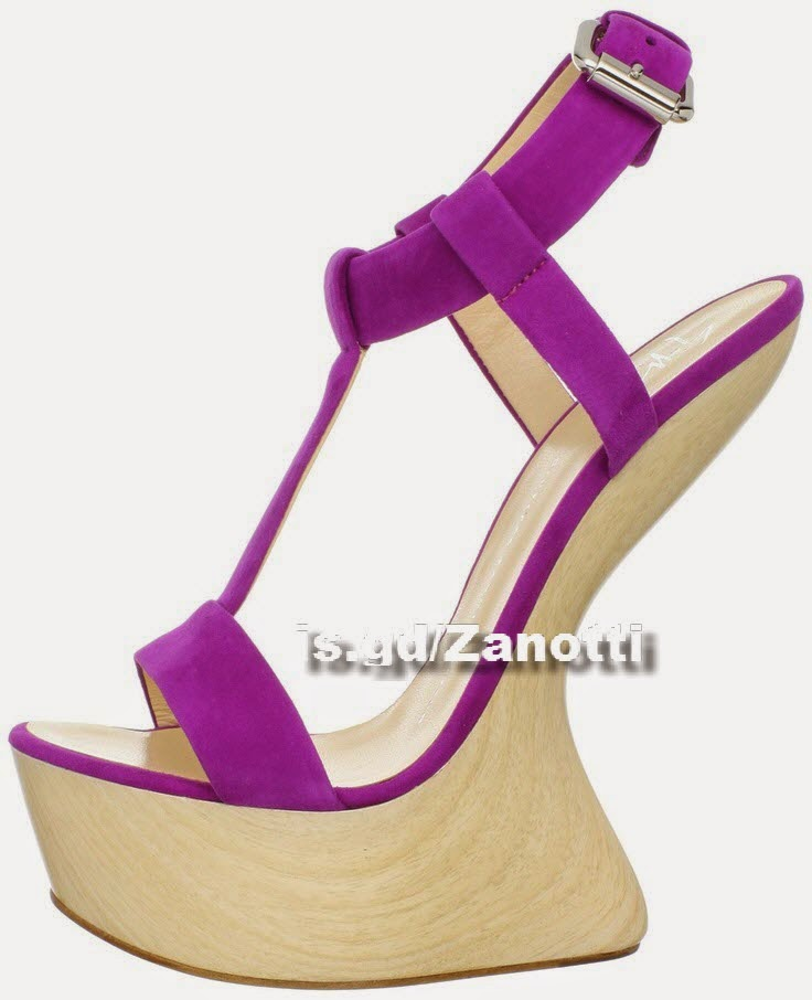 Giuseppe Zanotti Women's Wedge Sandal