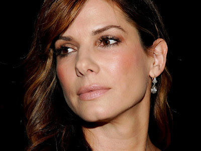Hollywood Actress Sandra Bullock Hd Wallpaper
