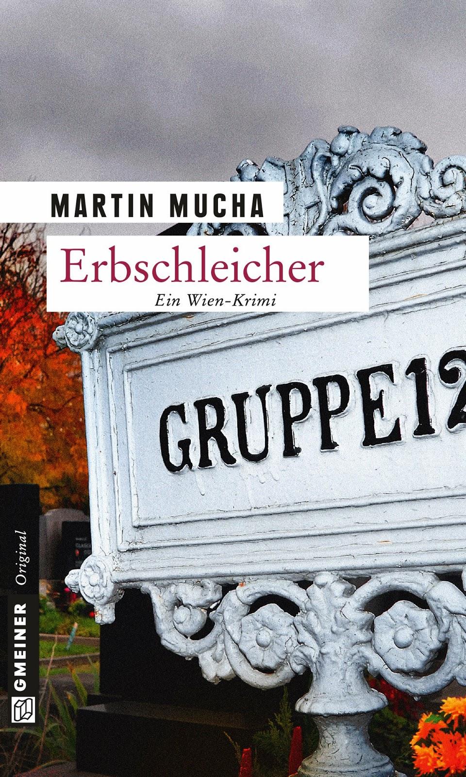 http://www.amazon.de/Erbschleicher-Martin-Mucha/dp/3839215307/ref=sr_1_4?ie=UTF8&qid=1389465405&sr=8-4&keywords=erbschleicher