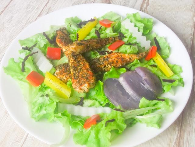 pyszny przepis na pierś kurczaka na obiad z warzywami w parowarze