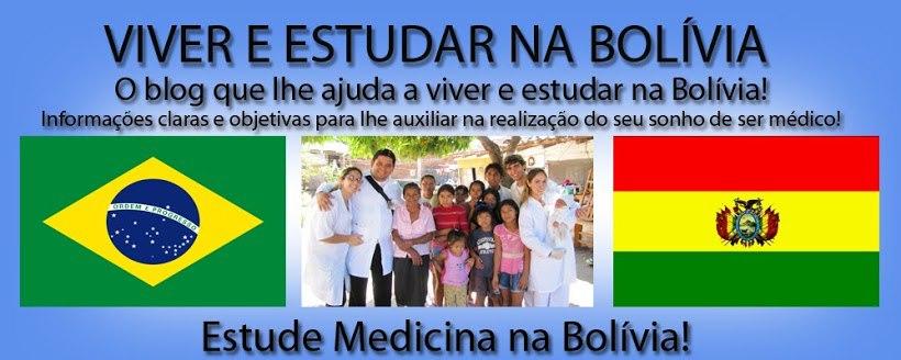 Estude Medicina na Bolívia