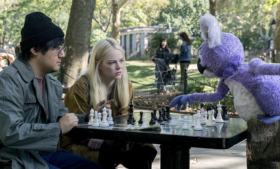 Maniac - 1ª Temporada Netflix 2018 Série 720p HD WEB-DL completo Torrent