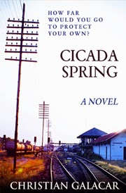 http://www.amazon.com/Cicada-Spring-Novel-Christian-Galacar-ebook/dp/B00UW8JIEY/