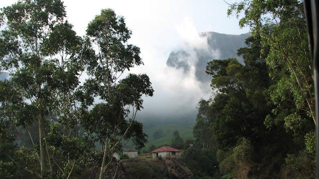 Hills of Munnar