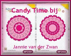 Candy bij Jannie van der Zwan