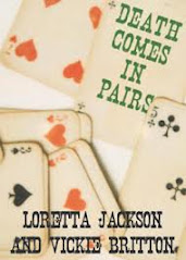 KINDLE DOLLAR DEAL! DEATH COMES IN PAIRS ONLY 1.00 All of March!