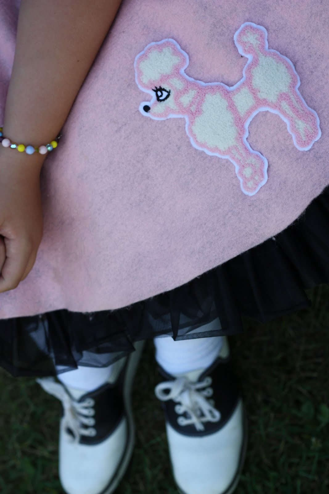 The Middlest Sister: 50s Birthday Party ~ BYO Poodle Skirt