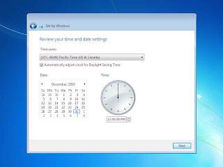 Cara instal windows 7 dan 8 menggunakan flash disk 12
