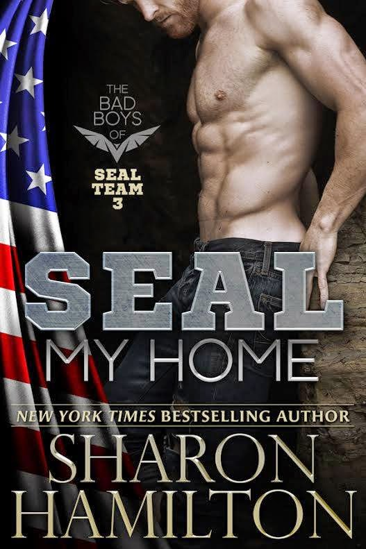 Cover Reveal – SEAL My Home: The Bad Boys of SEAL Team 3