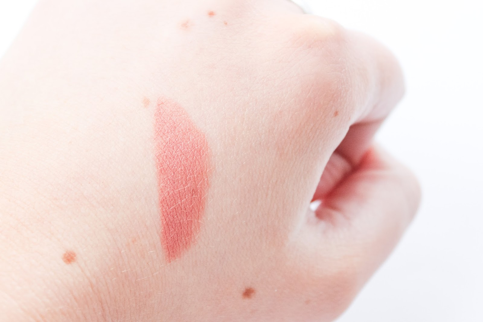 Soap & Glory Sexy Motherpucker Matte Lipstick in Super Nude