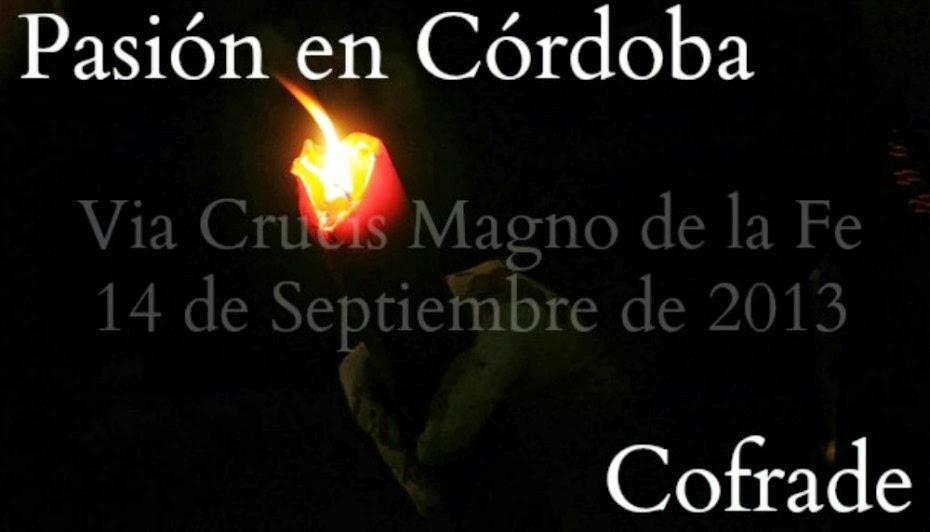 Pasión en Córdoba Cofrade