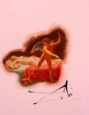Dos de Copas- Tarot Dalí